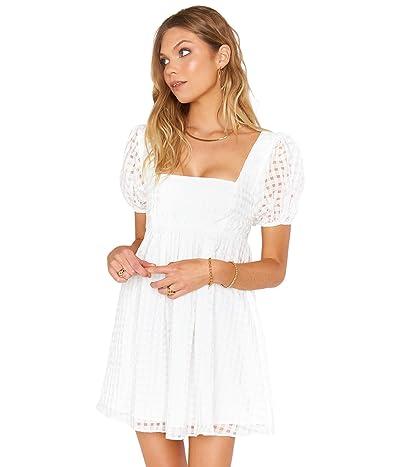 Show Me Your Mumu Smitten Babydoll Dress (Ivory) Women