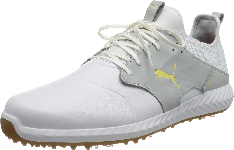 PUMA 193825, Zapatos de Golf Hombre