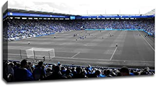 Leicester City Football Club - King Power Stadium (36x20 Canvas)