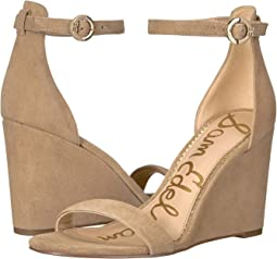 Oatmeal Diva Suede Leather