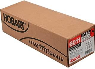 Hobart 770457 6011 Stick, 1/8-25lbs