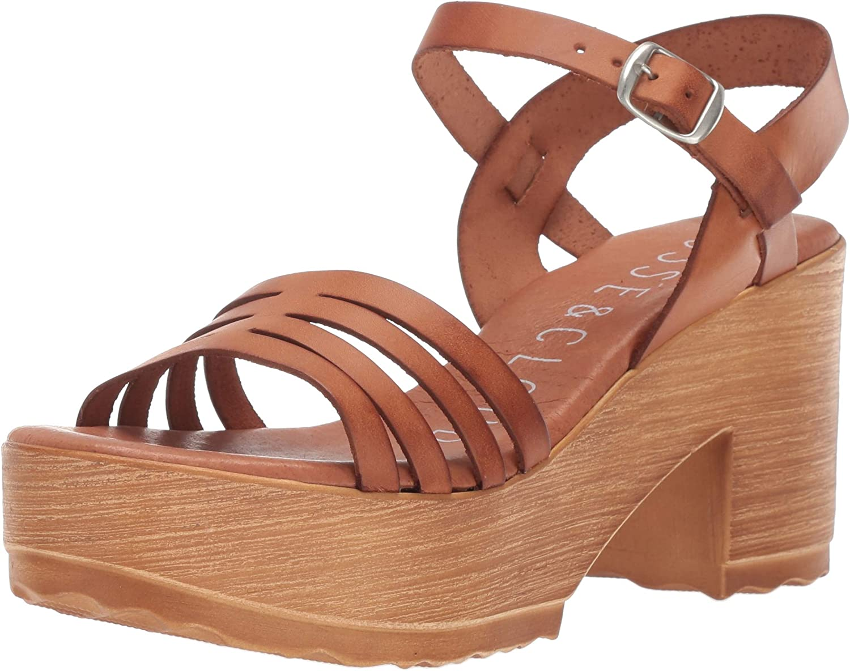 Musse & Cloud Womens Fenix Heeled Sandal