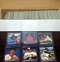 1986 donruss complete set