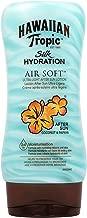 Hawaiian Tropic AfterSun Air Soft - Loción Hidratante Ultra Ligera para Después de la Exposición al Sol, Fragancia Coco y Papaya, 180 ml