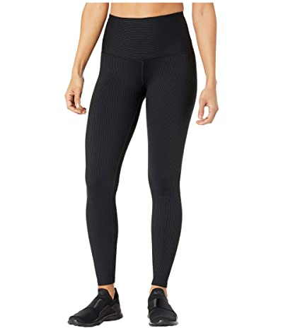 YEAR OF OURS Ribbed High High Leggings (Black) Women