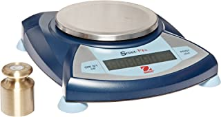 Ohaus SP602 AM Scout Pro Portable Electronic Balance, 600g Capacity, 0.01g Readability