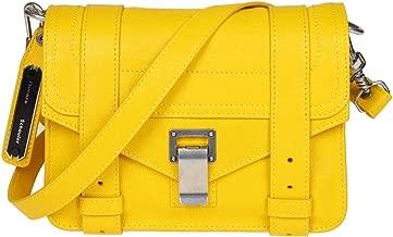 Luxury Fashion | Proenza Schouler Womens H00338L001E6034 Yellow Shoulder Bag | Spring Summer 19