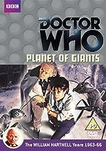 Doctor Who - Planet of Giants anglais