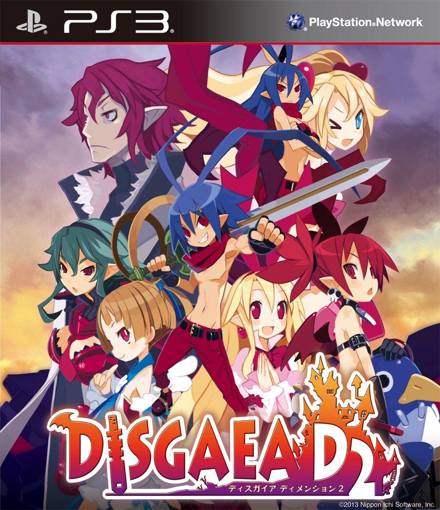 Disgaea D2 Japan List price Limited time for free shipping