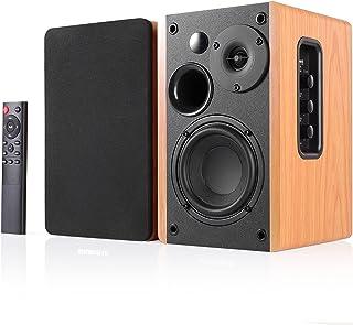 Głośnik do domu, Monitor Studio Monitor Głośnik, 2.0 Stereo Active Blisko, Deska o wysokiej gęstości + Głośnik tkaniny Ne...