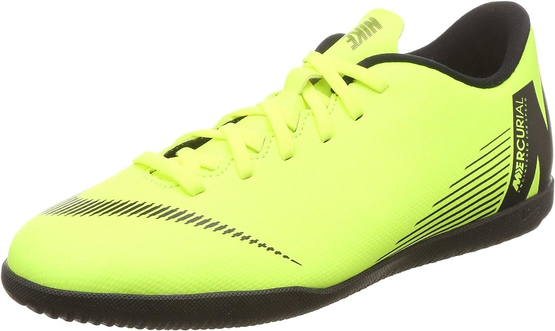 Nike Men's VaporX 12 Club (IC) Indoor Soccer shoes
