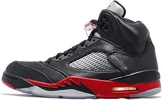 [ナイキ] ジョーダン エアジョーダン 5 レトロ メンズ バスケットボール シューズ Air Jordan 5 Retro Satin 136027-006 [並行輸入品]