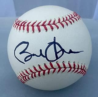 Barack Obama Autographed Signed Official Major League Baseball JSA