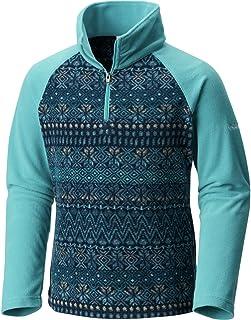 (コロンビア) Columbia Glacial II Fleece Printed 1/2-Zip Pullover ガールズ?子供 ジャケット?トレーナー [並行輸入品]