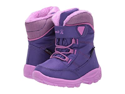 Kamik Kids Stance (Toddler) (Purple) Girl