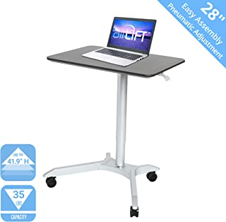 Best pneumatic height adjustable table base Reviews