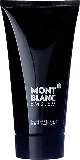 Mont Blanc Mont Blanc Emblem by Montblanc for Men - 5 oz After Shave Balm, 147.85 milliliters