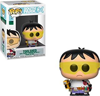 Funko 34861 Pop! TV: South Park, Toolshed, Multicolor