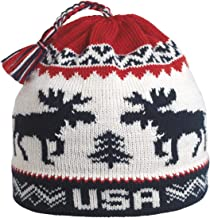 Vermont Originals - USA Moose, American Made Wool Winter Hat