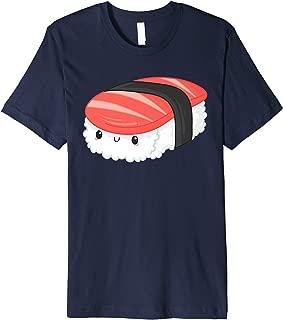 Funny Group Matching Sushi Tuna Halloween Party Costume Premium T-Shirt