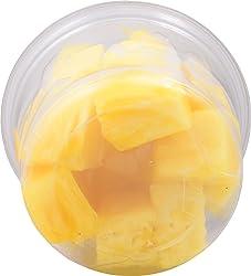 Fresh Cut Pineapple Chunks Conventional Whole Trade Guarantee