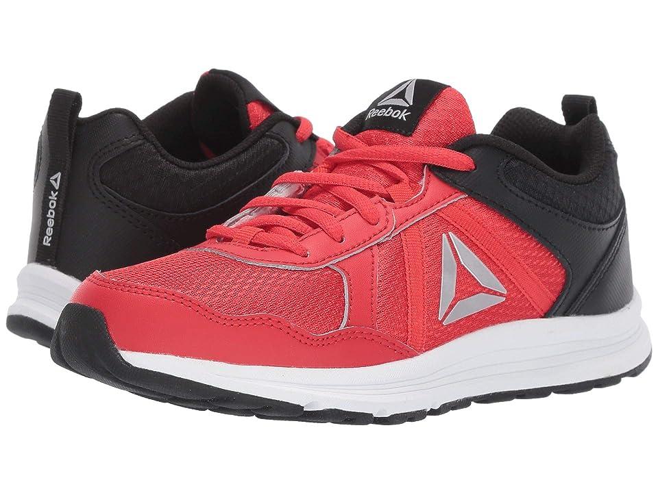 Reebok Kids Almotio 4.0 (Little Kid/Big Kid) (Red/Black/White/Silver) Boys Shoes