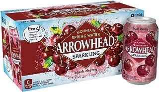 Best arrowhead sparkling water black cherry Reviews