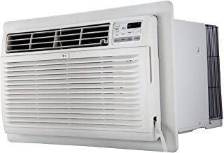 LG LT1016CER 10,000 BTU 115V Remote Control Through-the-Wall Air Conditioner, White