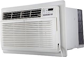 LG LT1016CER 10,000 BTU 115V Remote Control Through-the-Wall Air Conditioner, White