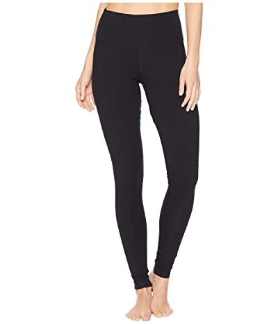 tasc Performance NOLA High-Rise Leggings (Black) Women