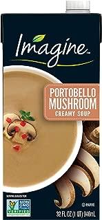 Imagine Creamy Soup, Portobello Mushroom, 32 oz.
