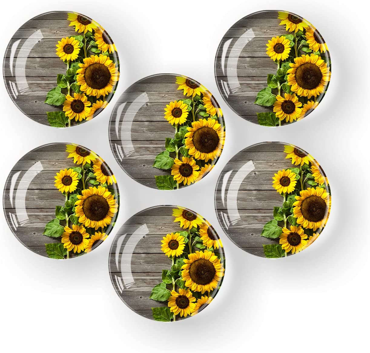 6pcs Magnets All items in Louisville-Jefferson County Mall the store for Refrigerator Fridge Funny Decorative Ma