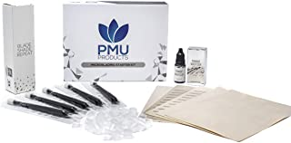 Premium Starter Microblading Kit Professional Grade - Bestsellers from PMU Products - Cosmetic Tattooing Practise Value Pack