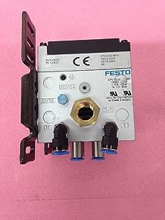 NEW FESTO CPV10-GE-MP-4 18253 U107 123619 W/ CPV-10-VI 11380 NEW
