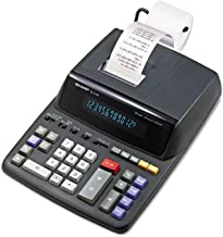 $84 » Sharp EL2196BL EL2196BL Two-Color Printing Calculator Black/Red Print 3.7 Lines/Sec