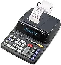 $79 » Sharp EL2196BL EL2196BL Two-Color Printing Calculator Black/Red Print 3.7 Lines/Sec