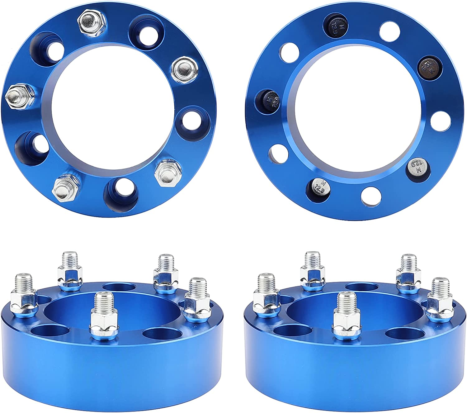 Safety and trust Ryin 5x5.5 Wheel Spacers for 2012-2018 2 1500 inch lowest price 5x139.7m Ram
