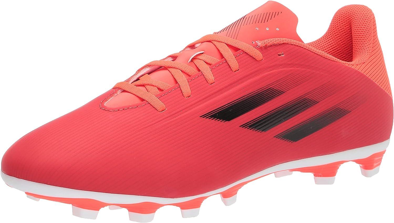adidas Unisex-Adult X Speedflow.4 Flexible Ground Soccer Shoe