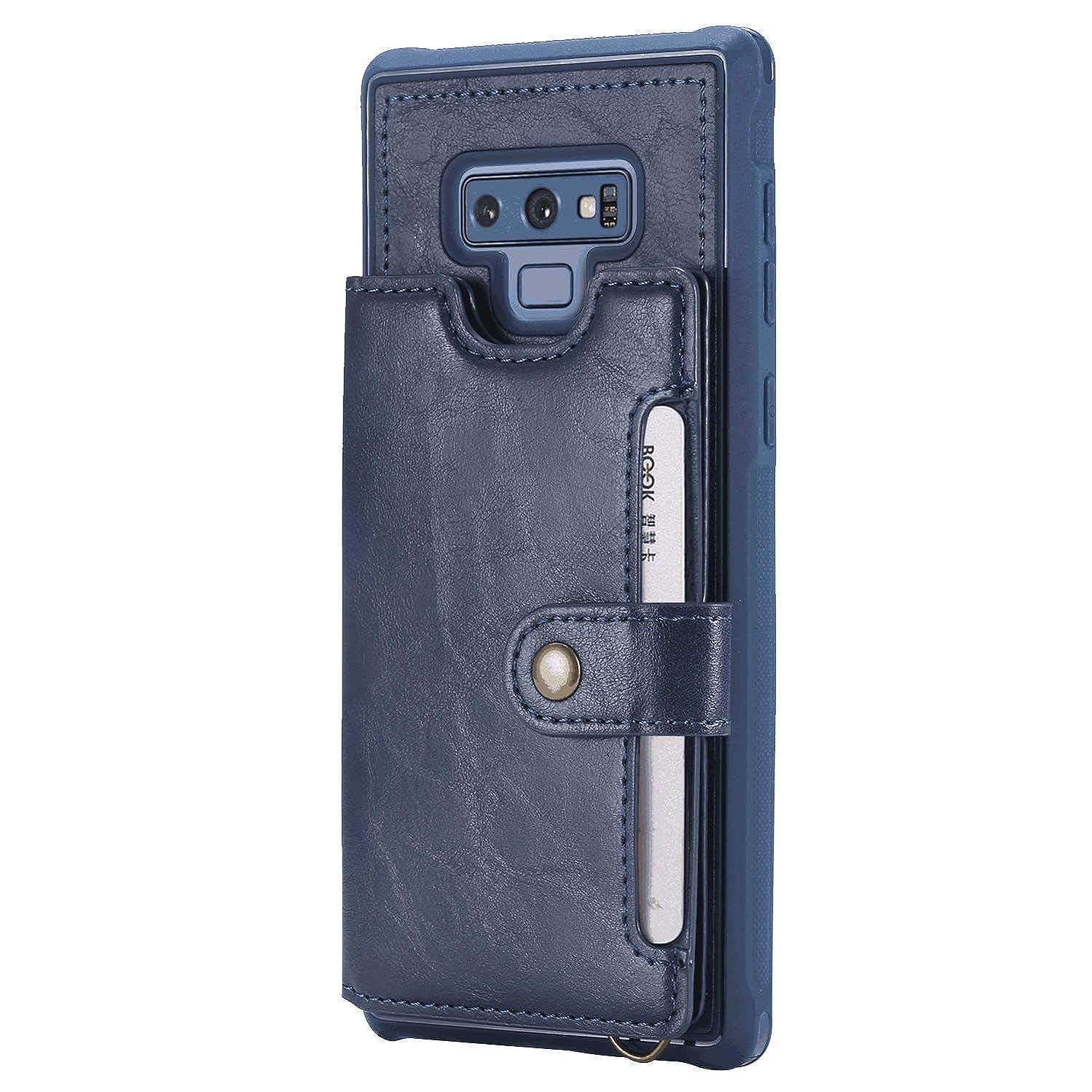 息子行素晴らしいですSamsung Galaxy S8 Plus プラス PUレザー ケース, 手帳型 ケース 本革 携帯ケース 耐衝撃 ビジネス 財布 カバー収納 手帳型ケース Samsung Galaxy サムスン ギャラクシー S8 Plus プラス レザーケース