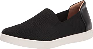 Life Stride Women's Elektra Sneaker, Black, 6.5 Wide