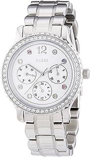 ساعة جيس النسائية، شاشة أنالوج، سوار ستانلس ستيل W0305L1
