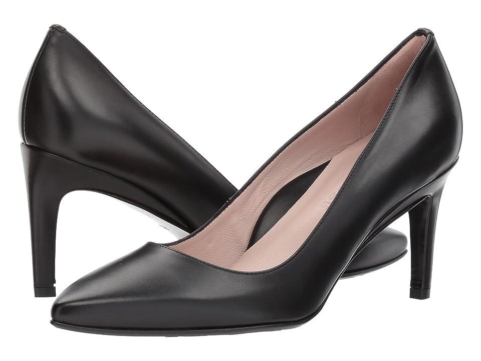 Taryn Rose Gabriela by Taryn Rose Collection (Black Calf) High Heels