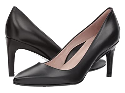 Taryn Rose Gabriela by Taryn Rose Collection (Black Calf) High Heels