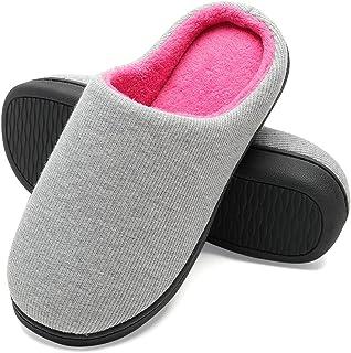 Zapatillas de Casa de Hombre - Zapatillas Casa Ultraligero Cómodo y Antideslizante, Zapatilla de Estar Invierno por Casa p...