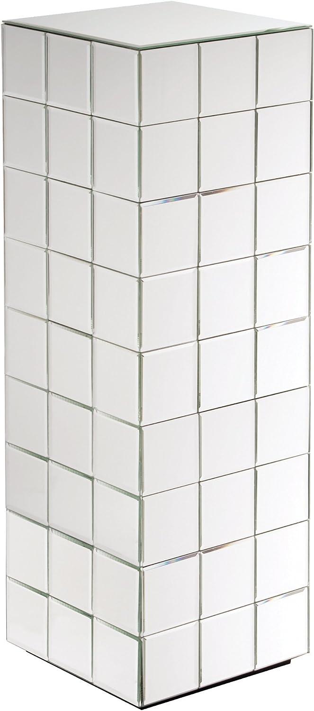 Howard Elliott Puzzlestnder, verspiegelt, gro Modern Tall Mirrorrot