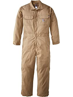 Carhartt Big & Tall Flame Resistant Deluxe Coverall