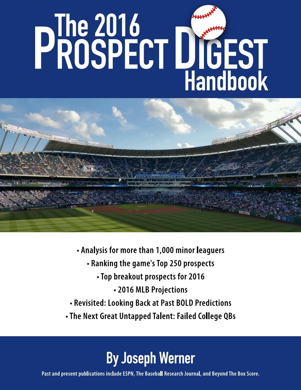 Image OfThe 2016 Prospect Digest Handbook (English Edition)