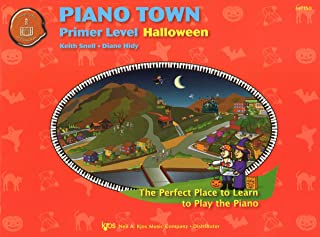 MP150 - Piano Town - Halloween - Primer Level