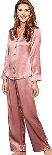 Best real silk pajamas Reviews