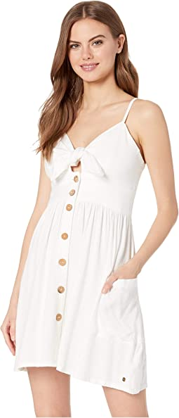 60bf6111459d Roxy keep the tempo woven dress | Shipped Free at Zappos